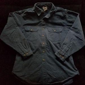 Carhartt Long Sleeve Nutton Down Shirt